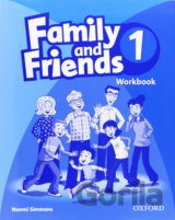 Family and Friends 1 Workbook (Simmons, N.) [Paperback]
