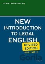 New Introduction to Legal English II. (Sean W. Davidson)