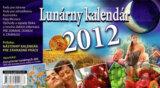 Lunárny kalendár 2012 (Vladimír Jakubec)