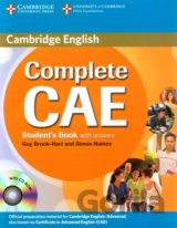 Complete CAE Student's Book with answers (+ CD-ROM)