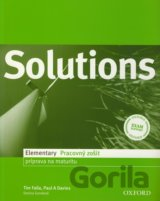 Solutions Elementary Workbook (SK Edition) (Falla, T. - Davies, P. A.)