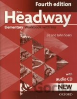 New Headway Elementary Workbook Pack with Key [EN]