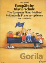 Europaische Klavierschule/The European Piano Method (Fritz Emonts)