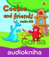 Cookie and Friends A Class CD /1/ (Reilly, V. - Harper, K.) [CD]