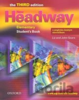 New Headway Third Edition Elementary Student´s Book CZ (John Soars)