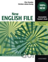 New English File Intermediate Student´s Book CZ (Oxenden Clive, Latham-Koenig Ch