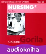 Oxford English for Careers Nursing 1 CD (Grice, T.) [CD]