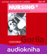 Oxford English for Careers: Nursing 2: Class CD (CD-ROM) [CD-ROM]