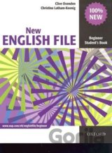 New English File Beginner Student´s Book (Oxenden Clive, Latham-Koenig Christina