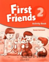 First Friends 2 Activity Book (Iannuzzi, S.) [Paperback]
