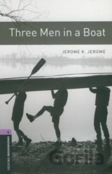 Oxford Bookworms Library 4 Three Men in Boat (Hedge, T. (Ed.) - Bassett, J. (Ed.
