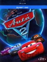 Auta 2 (Blu-ray + DVD - Combo pack)