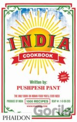 India : Cookbook (Hardback)