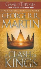 A Song of Ice and Fire 2 - A Clash of Kings (R. R. Martin George)