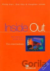 Inside Out Pre-Intermediate with Key Workbook Pack (Inside Out) (Sue, K. - Kerr,