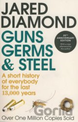 Guns, Germs and Steel (Jared Diamond)