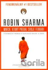 Mních, ktorý predal svoje Ferrari (Robin S. Sharma) [SK]
