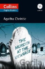THE MURDER AT THE VICARAGE+CD [CZ]