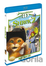 Shrek 2 (3D - Blu-ray)
