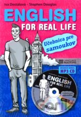 English for real life + CD (Iva Dostálová; Stephen Douglas) [EN]