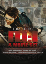 Kolekce: Mission Impossible I. - IV. (4 DVD)