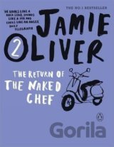 The Return of the Naked Chef (Jamie Oliver) (Paperback)