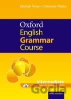 Oxford English Grammar Course - Intermediate with Answers