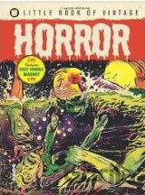 Little Book of Vintage Horror (Tim Pilcher) (Paperback)
