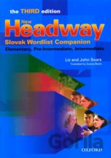 New Headway 3rd Edition SK Companion [paperback]
