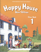 Happy House 1 New Edition Class Book (Maidment, S. - Roberts, L.) [Paperback]