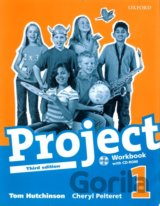 Project, 3rd Edition 1 Workbook + CD IE (Hutchinson, T.)