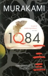 1Q84: Books 1, 2 and 3 (Haruki Murakami) (Paperback)