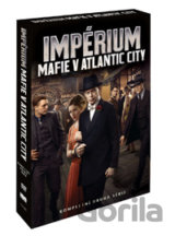 Impérium - Mafie v Atlantic City 2. série (5 DVD)