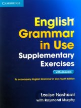 English Grammar in Use Supplementary Exercises 3rd edition: with Answers (Louise