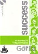 Success Pre-Intermediate Workbook CZ Pack