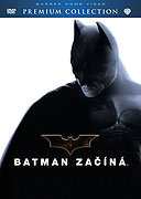 Batman začíná ( Premium Collection ) (DVD)