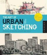 The Art of Urban Sketching: Drawing on Locati... (Gabriel Campanario)
