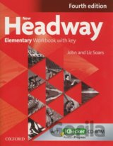 New Headway Fourth Edition Elementary Workbook with Key with iChecker CD (John a