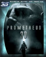 Prometheus (3D + 2D - 3 x Blu-ray)
