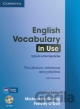 English Vocabulary in Use - Upper-intermediate + CD-ROM