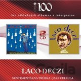 DECZI LACO: SENTIMENTALNA TRUBKA/JAZZ CELLULA (  2-CD)