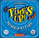 Timeʾs Up!