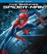 The Amazing Spider-Man (2D + 3D - Blu-ray)
