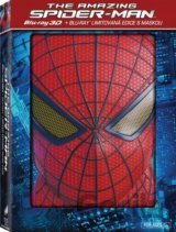 Amazing Spider-Man + maska Spider- Man (2D + 3D - Blu-ray)