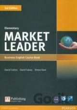 Market Leader 3rd Edition Elementary Coursebook & DVD-Rom Pack (David Cotton)