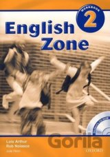 English Zone 2 Workbook with CD-ROM Pack (Nolasco, R.) [Paperback]