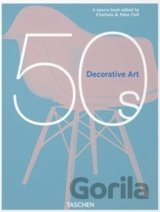 Decorative Art 50s (Charlotte Fiell , Peter Fiell) (Hardcover)
