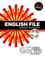 English File Elementary Student´s Book + iTutor DVD-ROM (Christina Latham-Koenig
