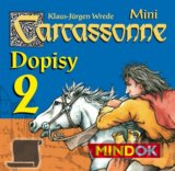 Carcassonne Mini 2: Dopisy
