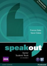 Speakout Starter Students Book with DVD/Active Book Multi Rom Pack (Frances Eale